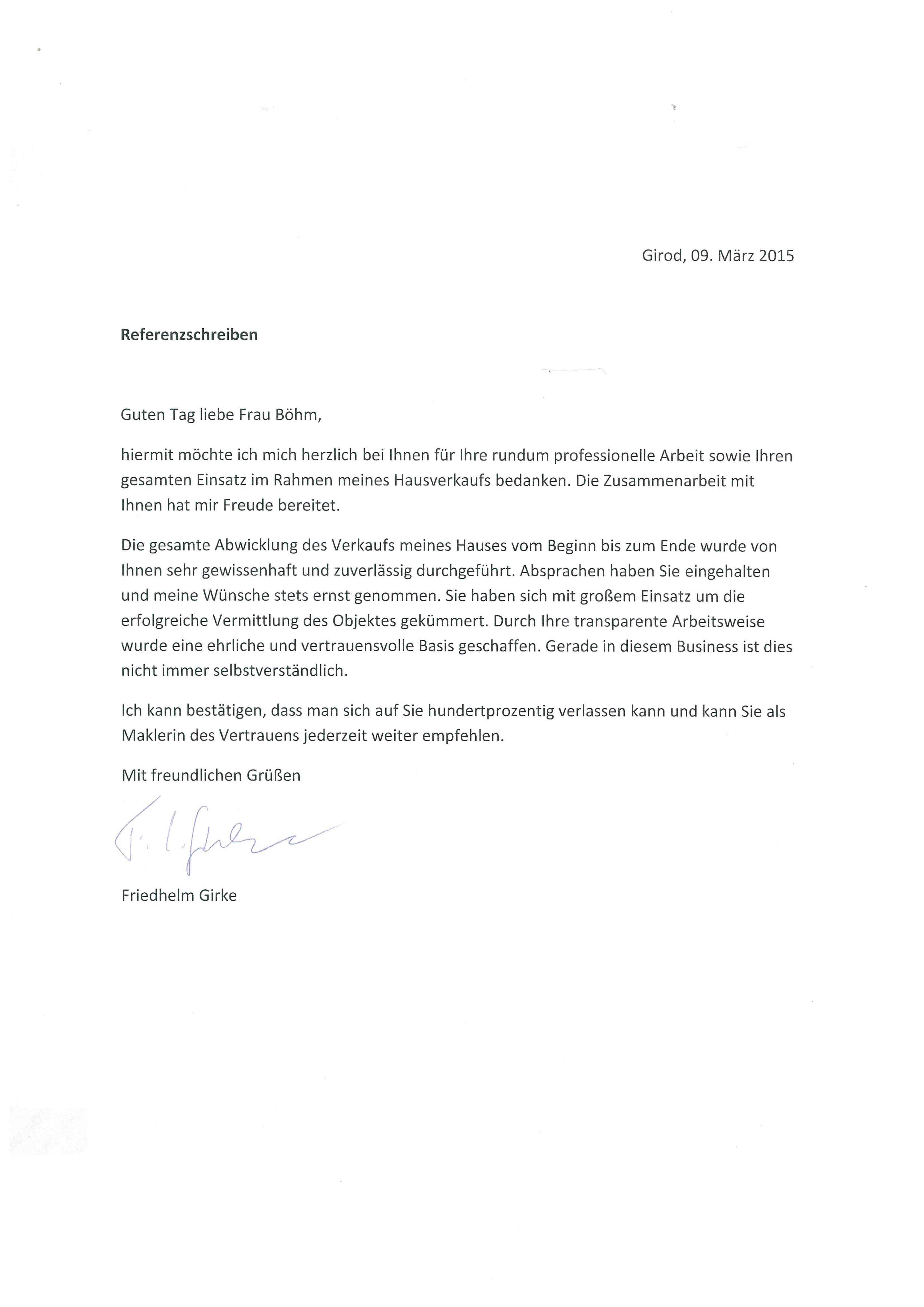 Referenzen • Zimmer Immobiliencontor